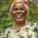 Mama, African-Woman